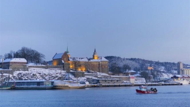 Benteng Akershus yang disebut jadi inspirasi latar Frozen 2