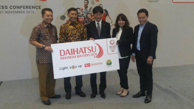 Tatap Indonesia Masters, Wiranto Alergi Bicara Target