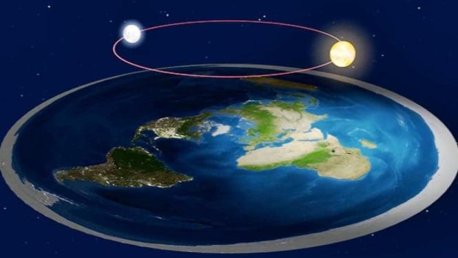 Bumi Datar.