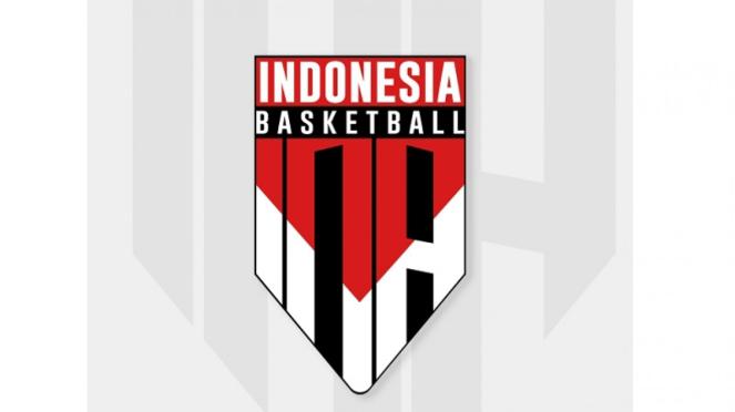 Logo Timnas Basket Indonesia