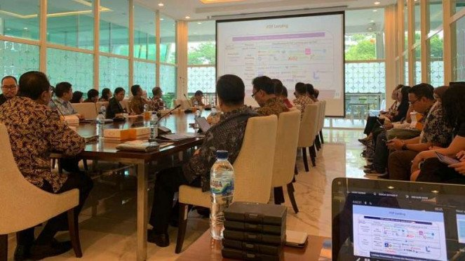 Focus Group Discussion Role of Ministry of Foreign Affairs in Digital Economy