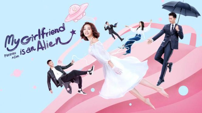 Film Drama Mandarin My Girlfriend is an Alien