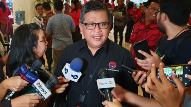 Sekretaris Jenderal DPP PDI Perjuangan Hasto Kristiyanto