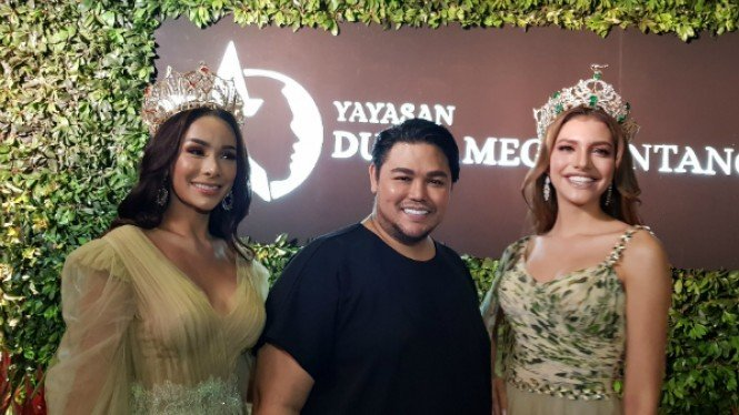 Ivan Gunawan jadi National Director Miss Grand Indonesia
