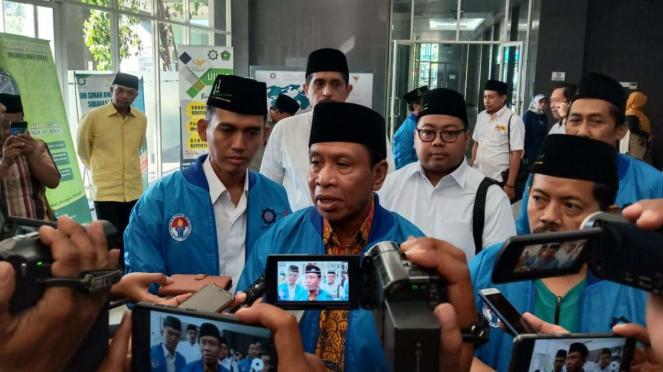 Menteri Pemuda dan Olahraga, Zainuddin Amali