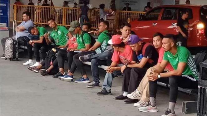 Tim Sepakbola Timor Leste di SEA Games 2019 terlantar di Bandara Filipina