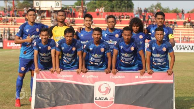 Skuat Persiraja Banda Aceh di Liga 2 2019