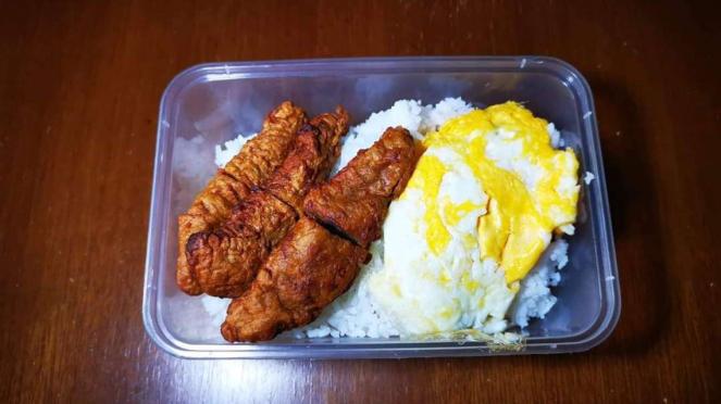 Makanan yang disajikan tim sepakbola wanita di SEA Games 2019
