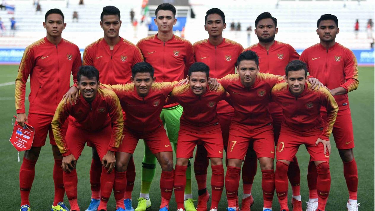 Skuat tim nasional Indonesia U-23 di SEA Games 2019