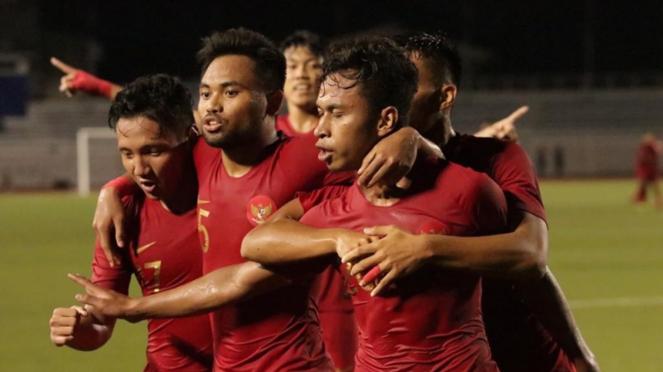 Pertandingan Timnas Indonesia U-22 vs Thailand di SEA Games 2019