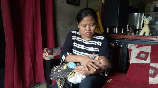Bayi Usia 40 Hari Digigit Tikus, Keluarga Masih Trauma