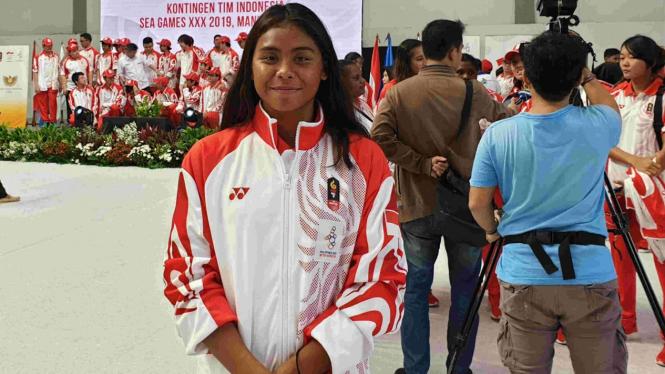 Atlet termuda Indonesia, Azzahra Permatahani
