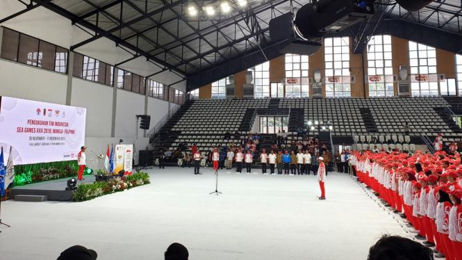 Menpora Janji, Kontingen Indonesia di SEA Games Aman dari Masalah