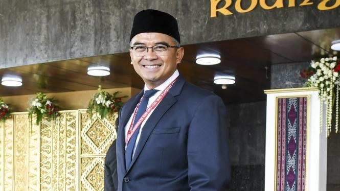 Anggota Komisi I DPR RI dari fraksi Nasdem, Farhan