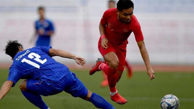 Pemain Timnas Indonesia U-22, Saddil Ramdhani