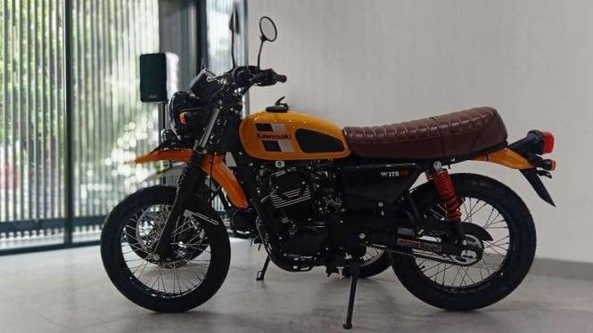 Motor Kawasaki W175TR