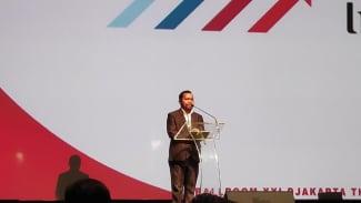 Ketua Umum AMSI, Wenseslaus Manggut
