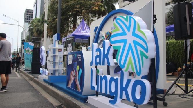 Jak Lingko DKI Jakarta.