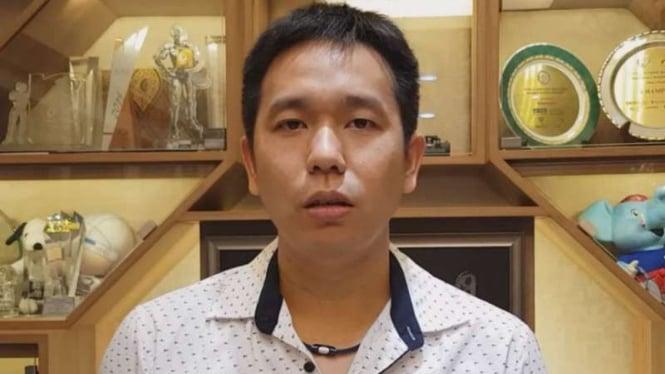 Hendra Setiawan, Atlet Bulutangkis Indonesia.