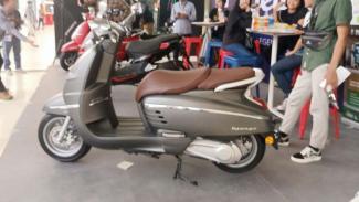 Ikuti Tren, Peugeot Motorcycles Jualan Skutik di Indonesia