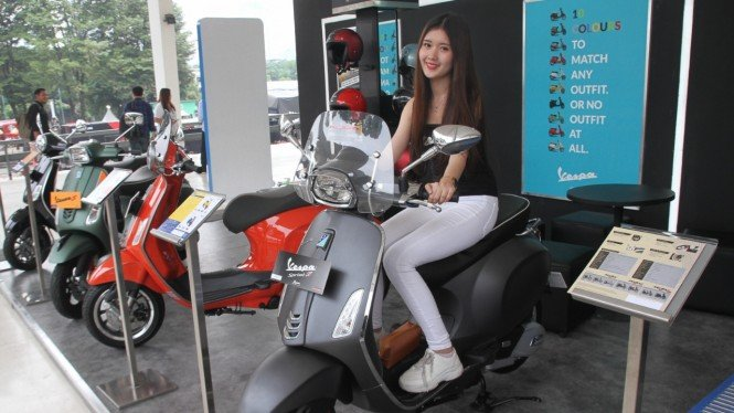 IIMS Moto Bike 2019