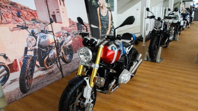 Deretan Motor-Motor Kece di IIMS Motobike 2019