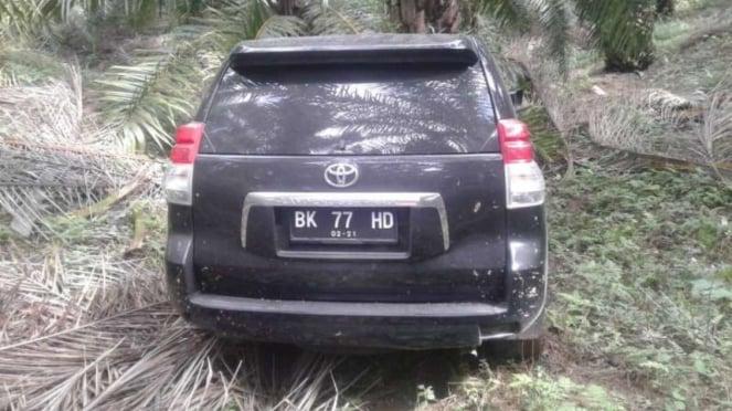 Hakim PN Medan ditemukan Tewas di Perkebunan Sawit.