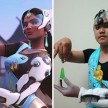 Cosplay low budget.