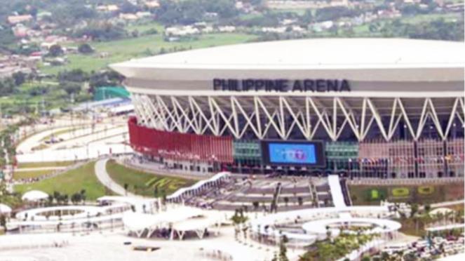 Tempat Upacara Pembukaan SEA Games 2019, Philippine Arena.