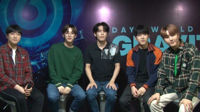 Konferensi pers DAY6 WORLD TOUR 'GRAVITY' IN JAKARTA
