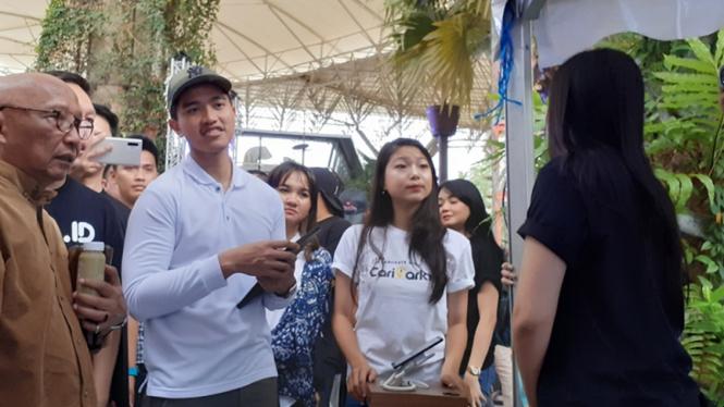 Kaesang Pangarep bergabung dengan tim esports