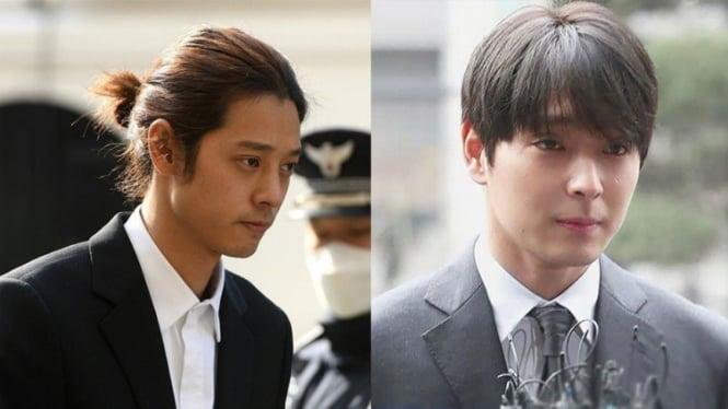 Jung Joon Young dan Choi Jonghun eks F.T Island.