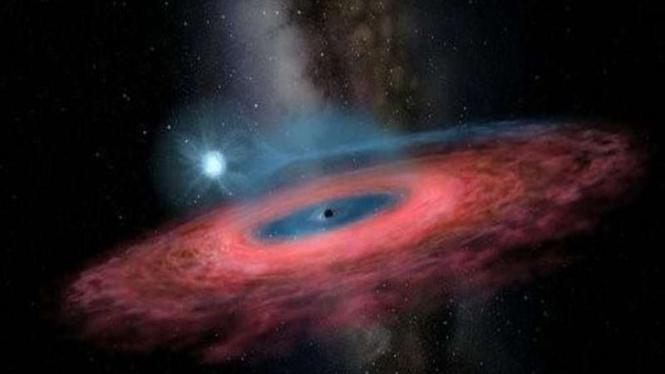 Peneliti China temukan lubang besar di luar angkasa
