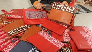 Produk perajin UMKM Tas Jinjing. (Foto ilustrasi)