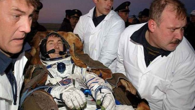 Astronot Sergei Krikalev