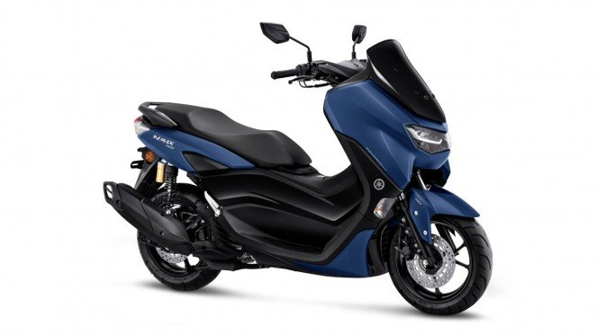 All New Yamaha NMax 155 Connected