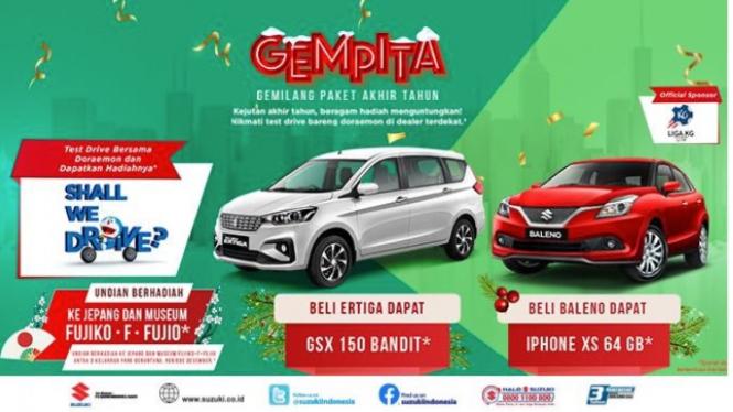 Program GEMPITA dari Suzuki.