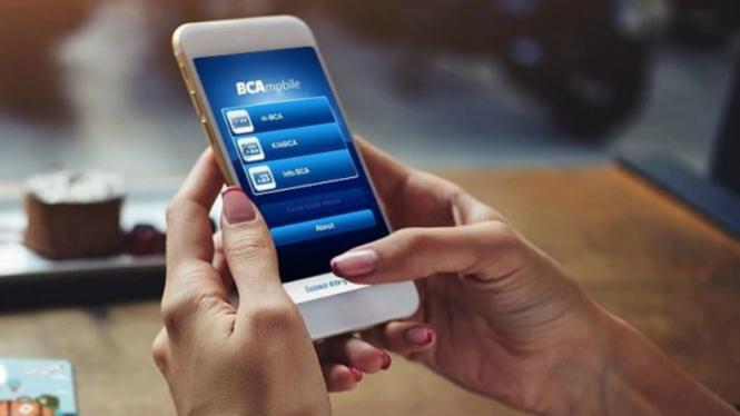 BCA Mobile.