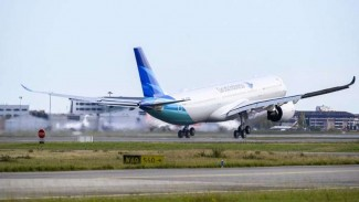 Pesawat Garuda Indonesia Airbus A330-900 Neo