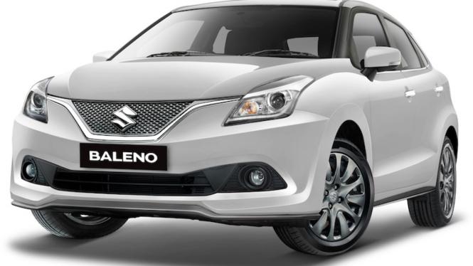 Suzuki Baleno Hatchback 2019 Silver.