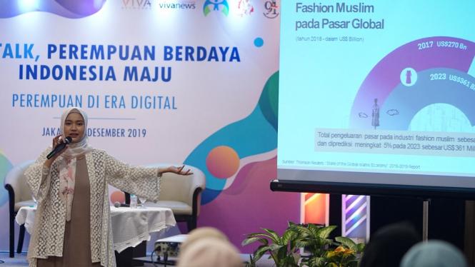 VIVAtalk Perempuan Berdaya Indonesia Maju