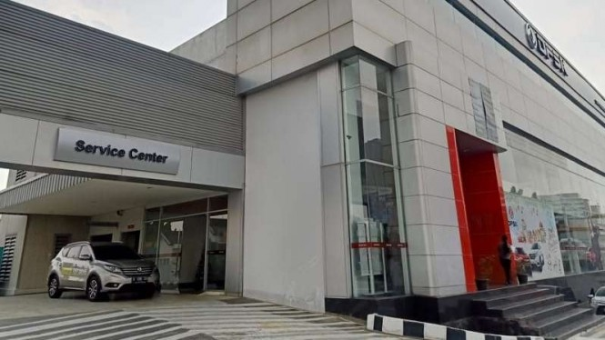 Diler DFSK Pramuka Jakarta