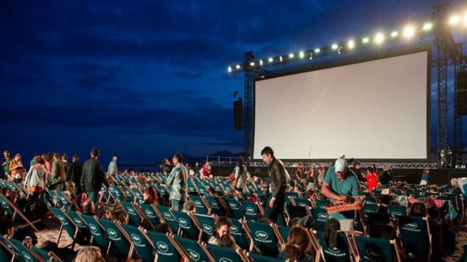 Ini Deretan Bioskop Outdoor di Singapura