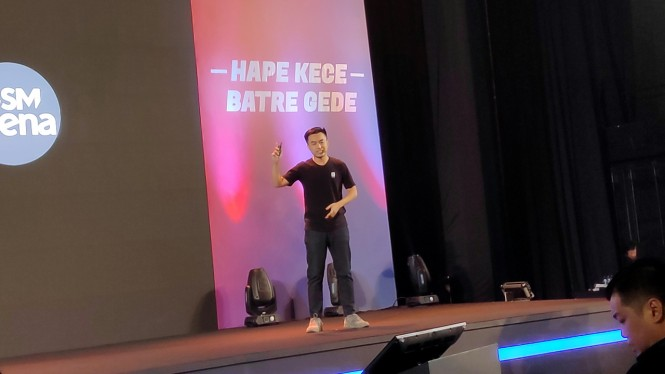 Peluncuran Xiaomi Redmi 8 di Jakarta