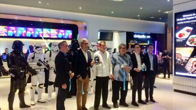 Peluncuran Bioskop Cinepolis