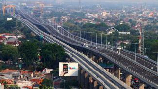 Jalan Tol Layang Jakarta - Cikampek II