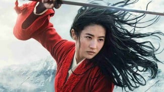 Film live-action Mulan.