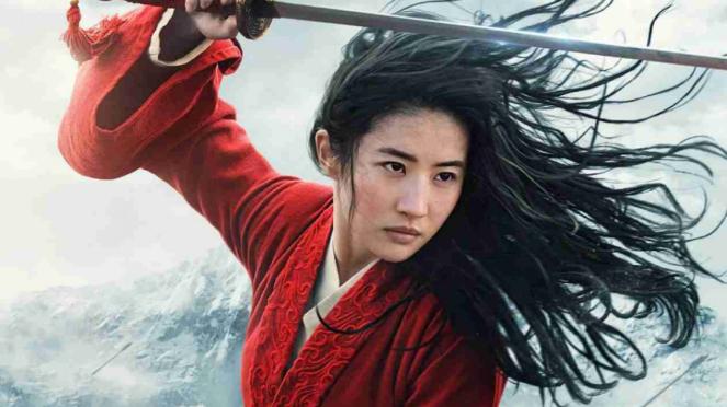 Film live-action Mulan.