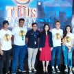 Para pemain film Titus Mystery of the Enygma.