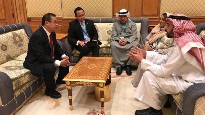 Delegasi Indonesia hadiri pertemuan G20 Sherpa Meeting di Arab Saudi